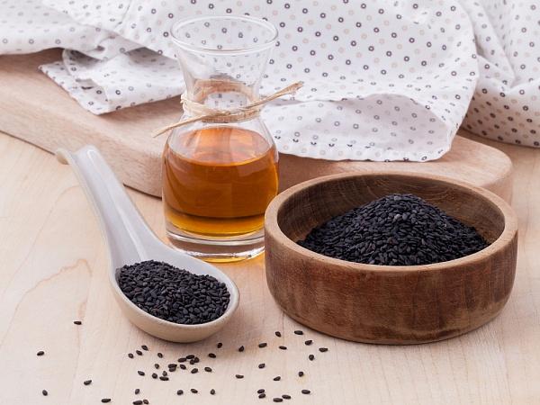 Черный тмин и масло черного тмина