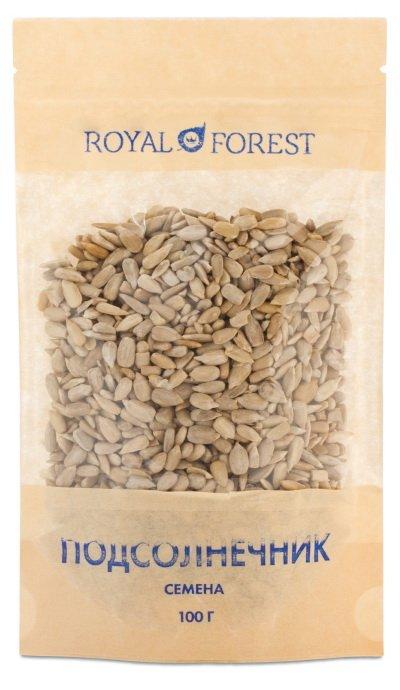 Семена подсолнечника Royal Forest фото