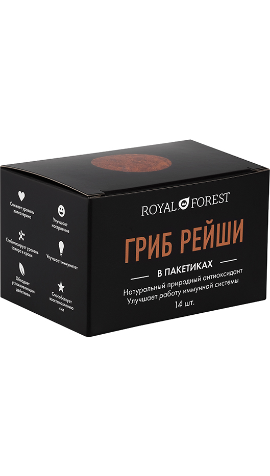 Гриб рейши Royal Forest саше, 28 гр