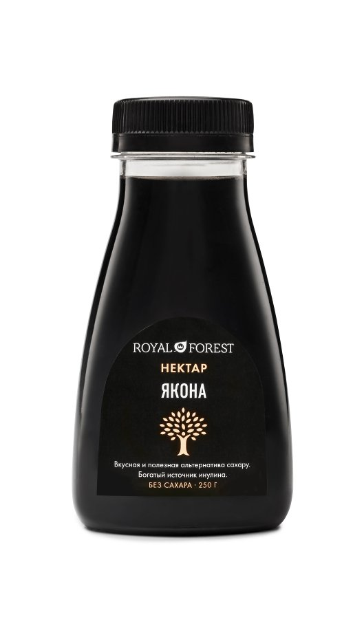 Нектар якона Royal Forest, 250 гр