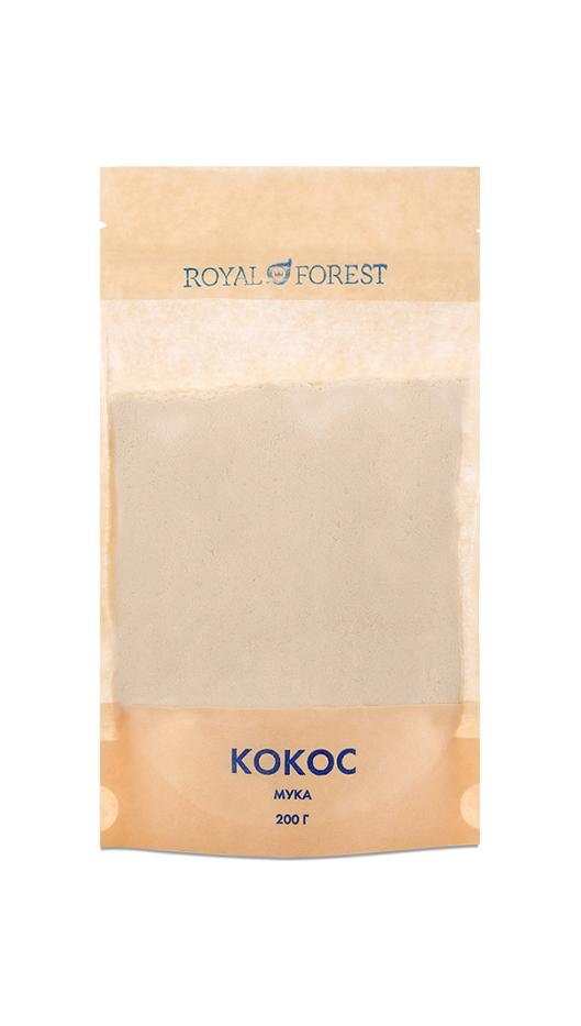 Кокосовая мука Royal Forest
