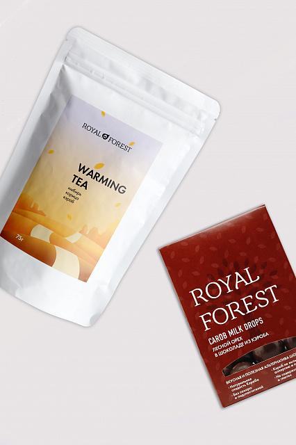 Купить со скидкой Новогодний набор Royal Forest №2