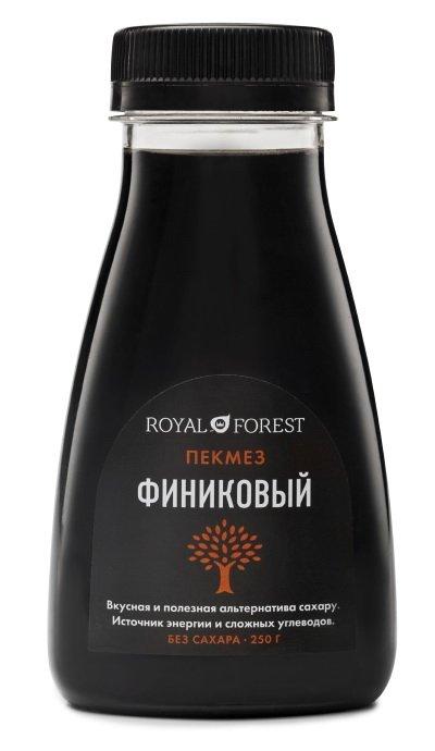 Финиковый пекмез Royal Forest, 250 гр