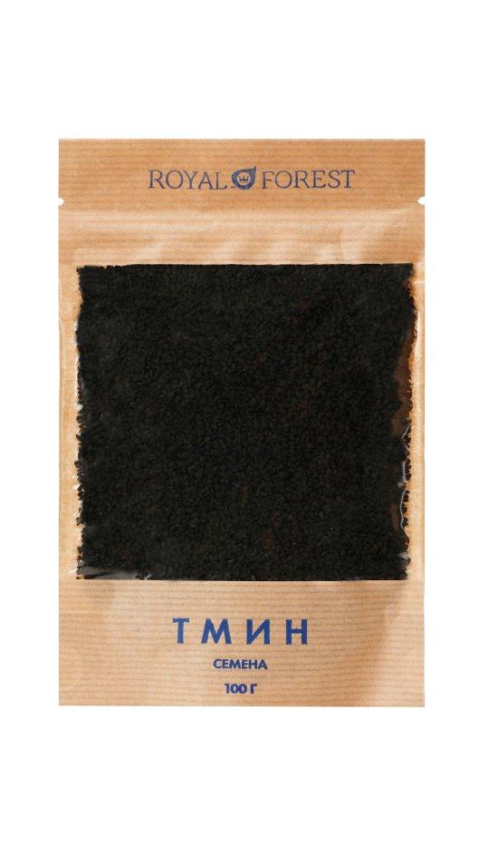 Тмин (семена) Royal Forest, 100 гр фото