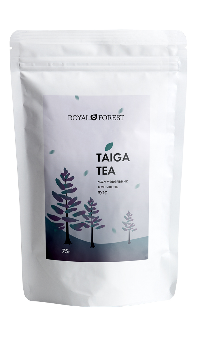 Таежный чай Royal Forest