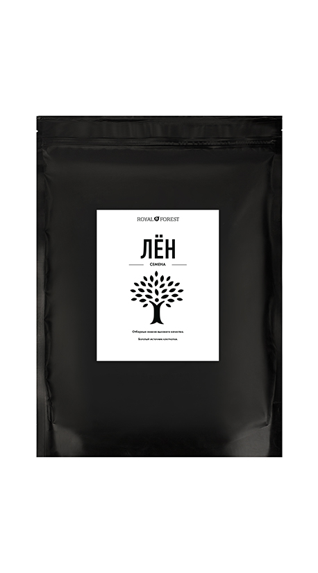 Лен (семена) Royal Forest, 1 кг