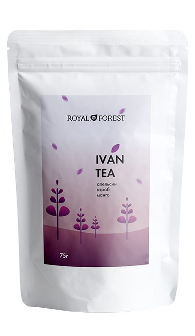 Иван-чай Royal Forest, 75 гр