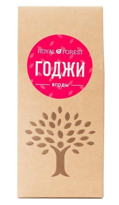 Ягоды годжи Royal Forest, 100 гр фото