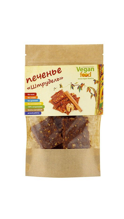 "Печенье Vegan Food ""Штрудель"""