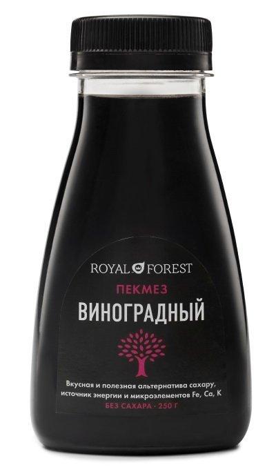 Виноградный пекмез Royal Forest, 250 гр