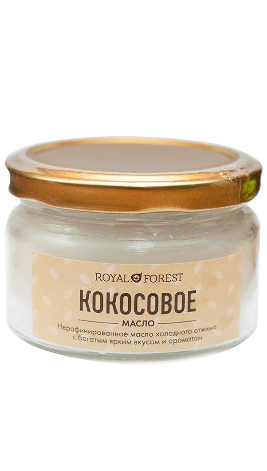 Кокосовое масло Royal Forest фото