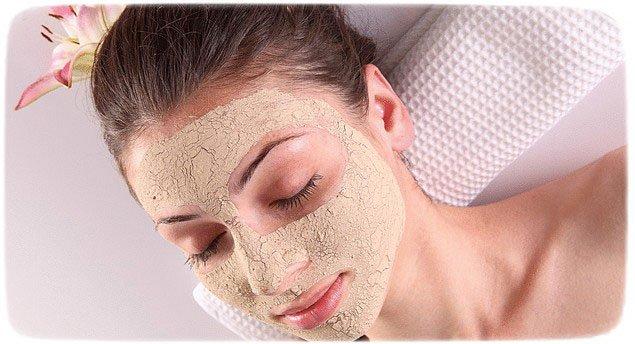 маска из толокна