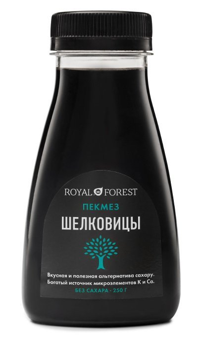пекмез шелковицы Royal Forest