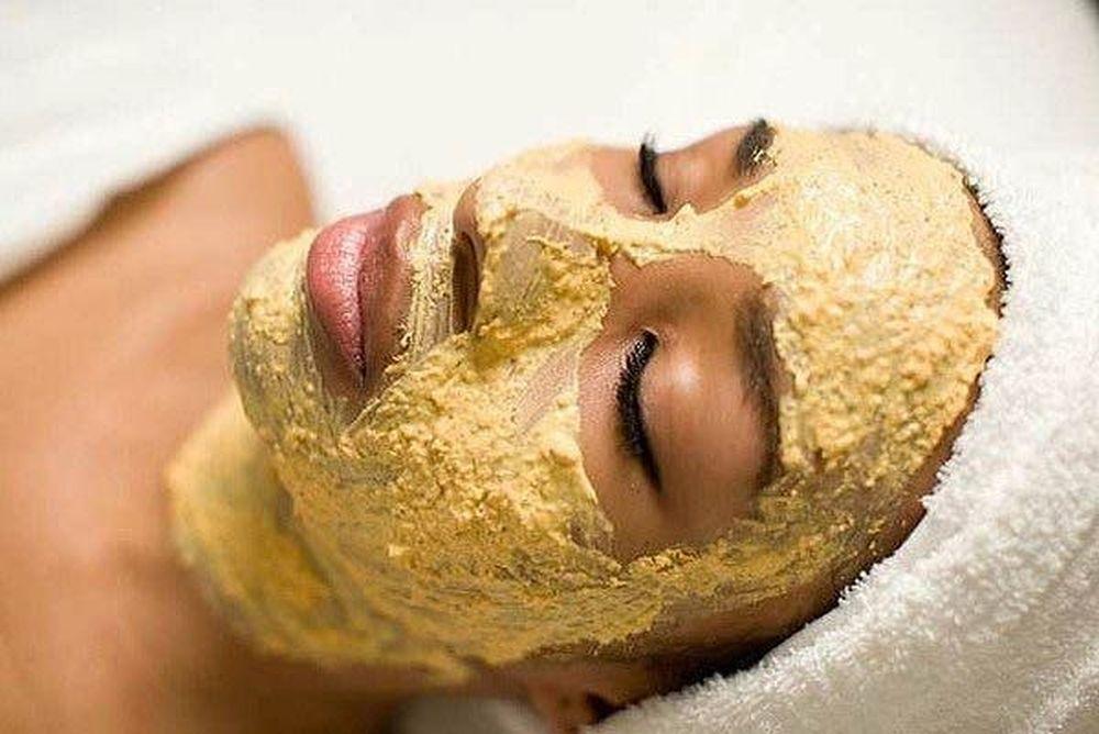 маска из хрена для кожи