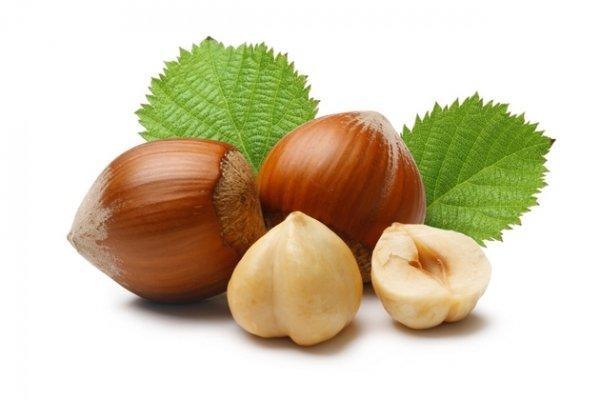 лесные орехи - полезные свойства