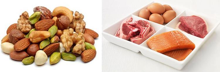 Ценность растительных и животных белков