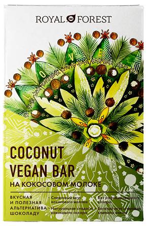 Coconut vegan bar молочный: восторг для шоколадных гурманов