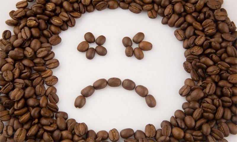 вред и противопоказания кофе для детей