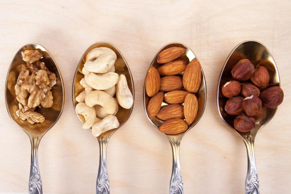Полезные Орехи На Диете. Лучшие орехи для похудения и сколько их можно есть