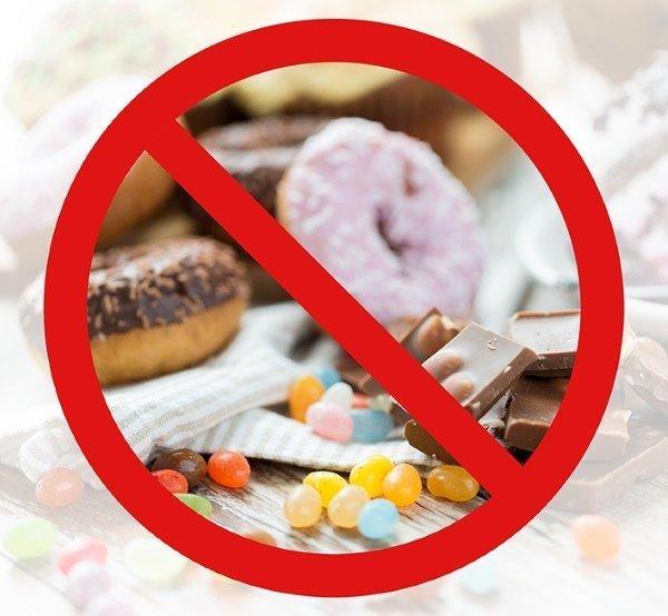 что нельзя при диабете